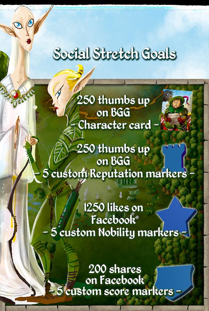 Social Stretch Goals