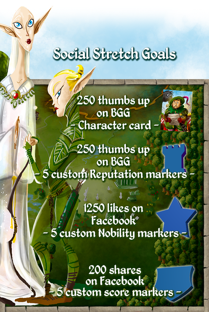 Social Stretch Goals