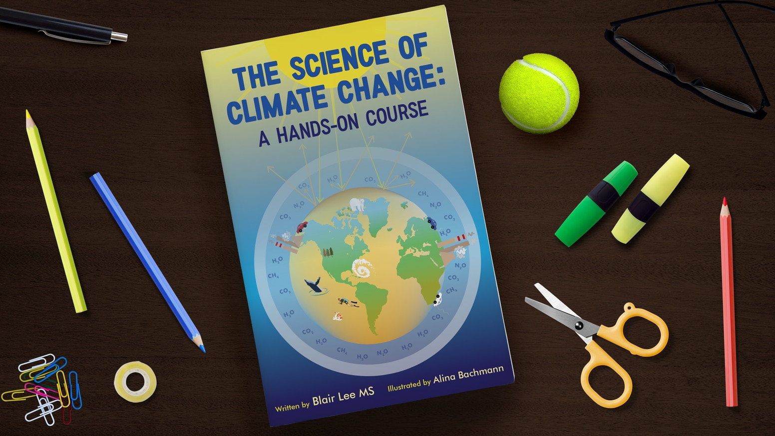 Teaches parents, educators, and kids about global warming and climate change: what it is, why it matters, and what can be done to help.