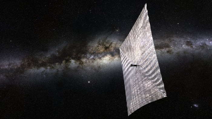 LightSail is a citizen-funded spacecraft built by the Planetary Society.