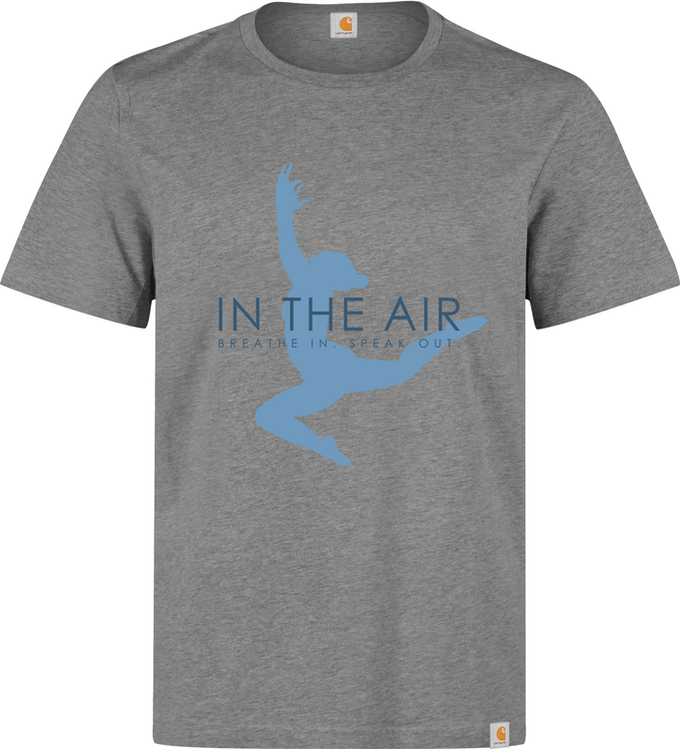 In the Air tee-shirt for donations of $250 or more