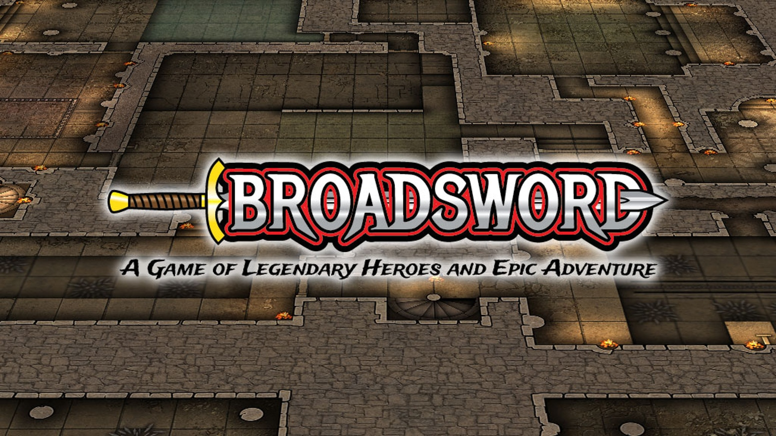 Broadsword A Game Of Legendary Heroes And Epic Adventure By