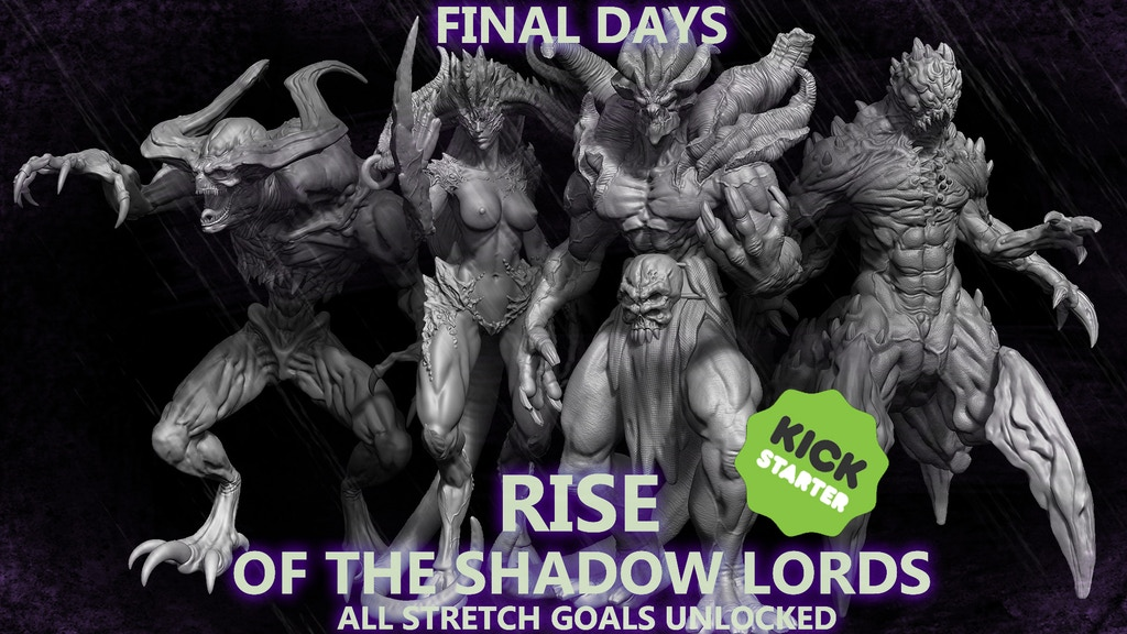 Rise of the Shadow Lords project video thumbnail