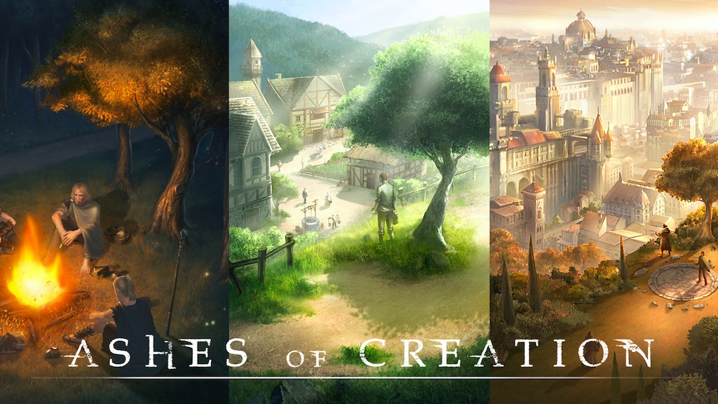 Ashes of Creation ~ New MMORPG by Intrepid Studios project video thumbnail