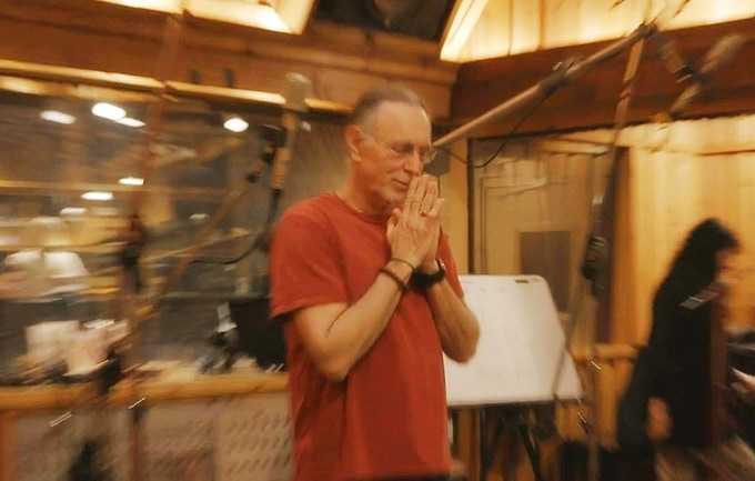 NEW MUSIC FROM THE HEART SPACE by KRISHNA DAS — Kickstarter