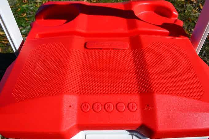 Knapsack 12L Speaker