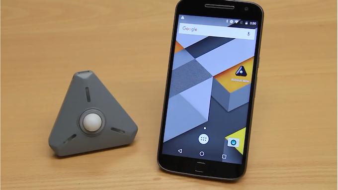 Illuminati Meter plus Android Phone (iOS available, too!)