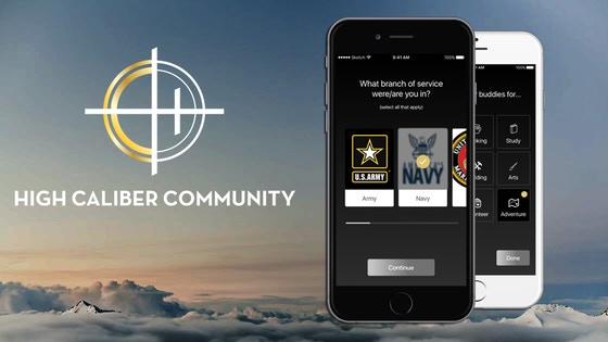 High Caliber Community (HC2); a place for veteran networking