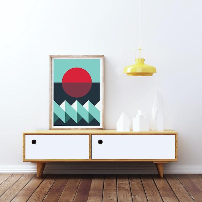 Seasaw by Deirdre Breen