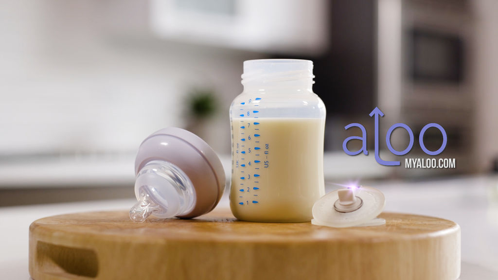 aLoo - Save Breast Milk Through Backwash Prevention project video thumbnail