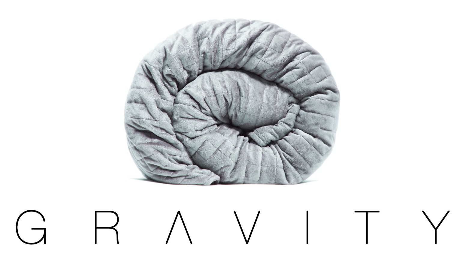 Gravity: The Weighted Blanket for Sleep, Stress and Anxiety by John