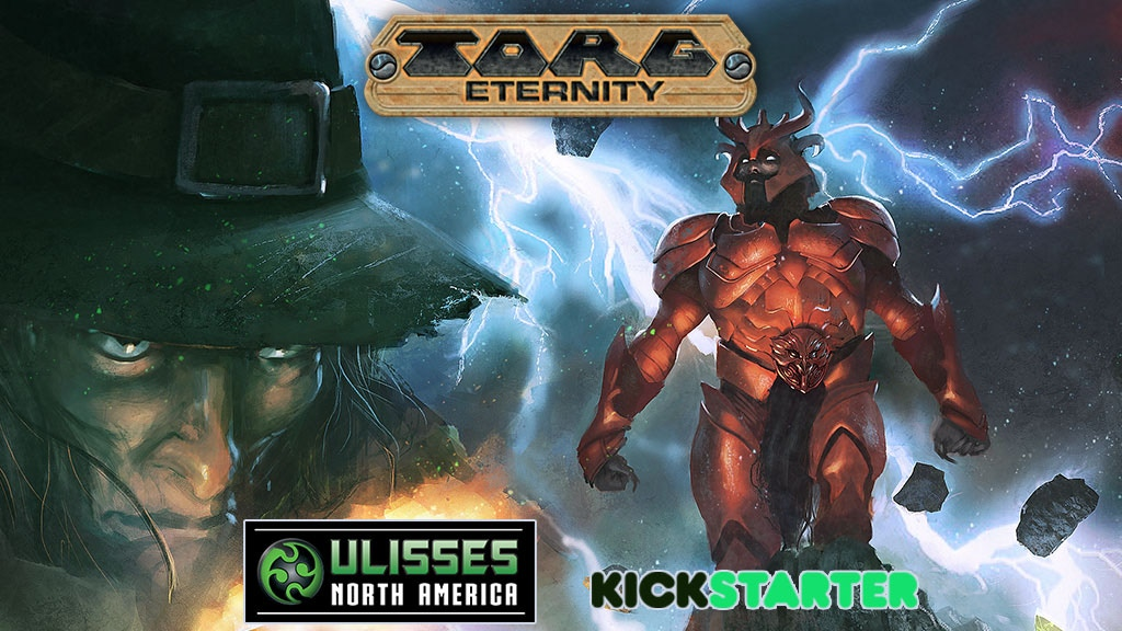 Torg Eternity project video thumbnail