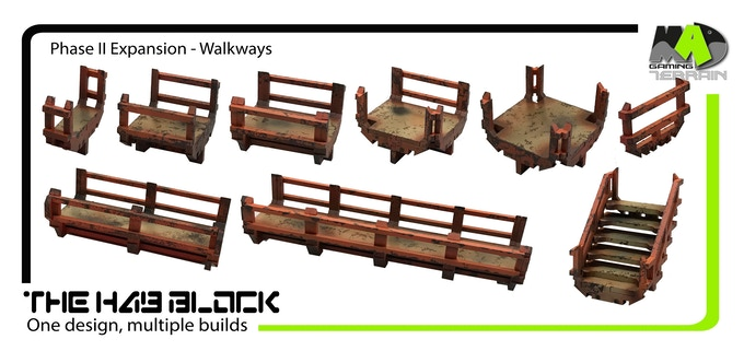 Additional Walkways