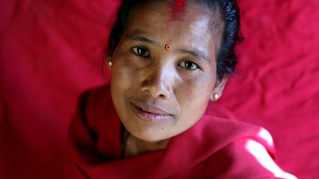 « HER » The Tharu Women's Journey to Freedom (Glossy Book) project video thumbnail