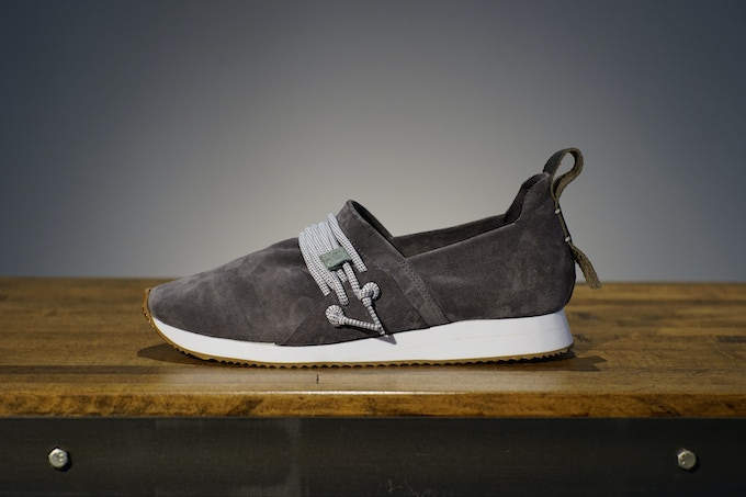 The Mateo in Grey