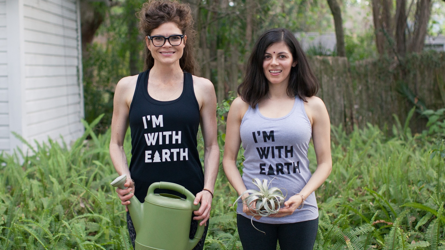 I M With Earth A Campaign For The Planet By Ilovegurus
