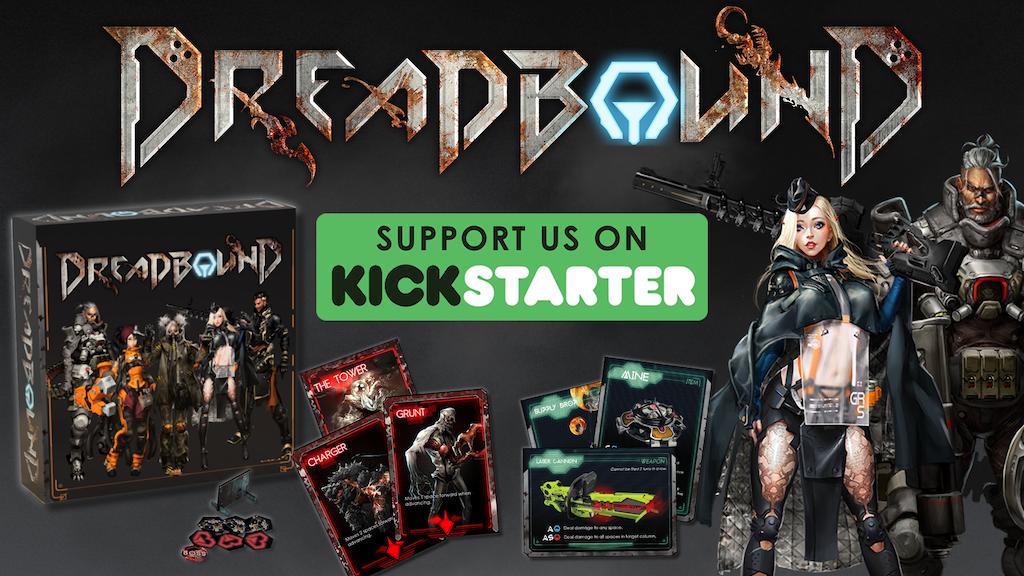 Dreadbound project video thumbnail