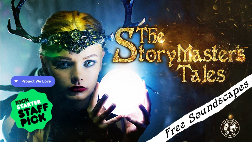 The Storymaster's Tales: The Dark Fairytale project video thumbnail