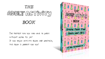 The Adult Activity Book