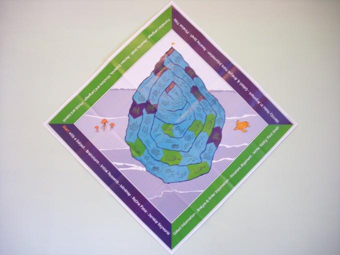 current mock-up of the design