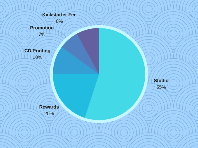 Our funky Pie Chart