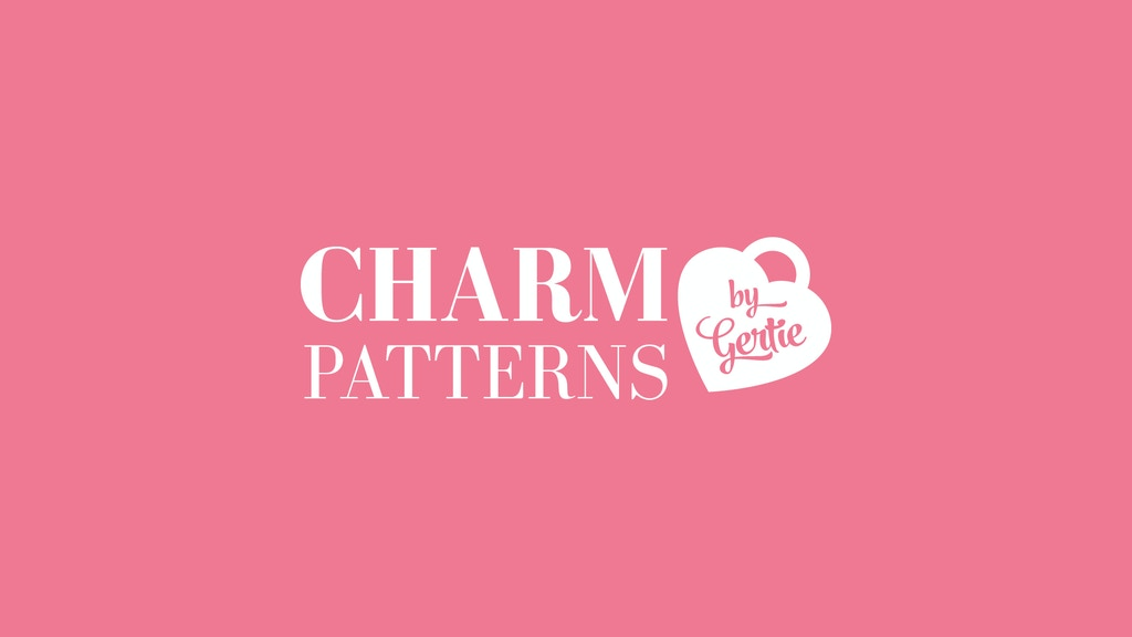 Charm Patterns by Gertie project video thumbnail
