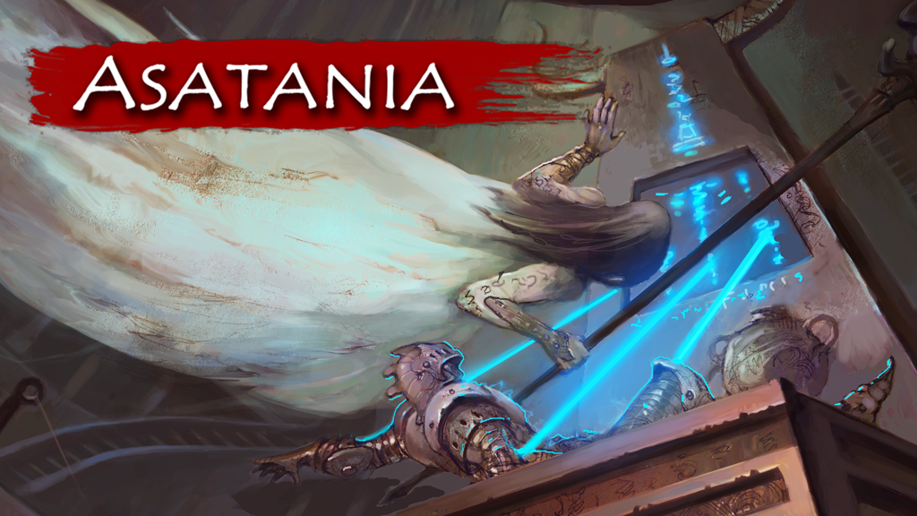 Darkness Surges - An Asatania Campaign Arc for 5E project video thumbnail