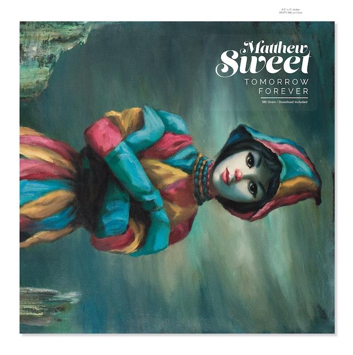 Matthew Sweet New Studio Album And 3d Art Project By Matthew