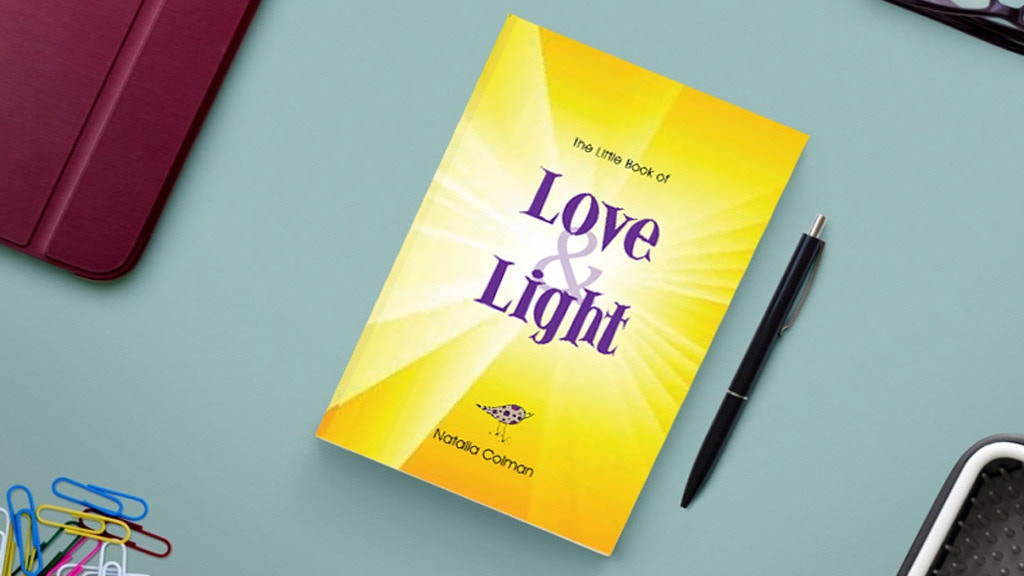 The Little Book of Love & Light - Mindfulness & Positivity project video thumbnail