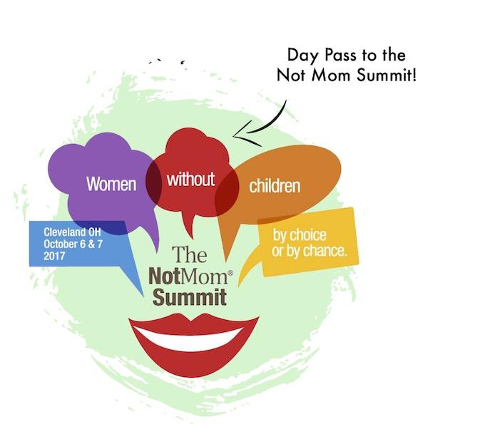 NOT MOM SUMMIT DAY PASS