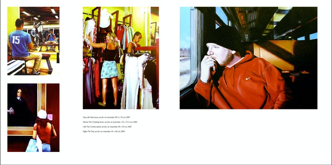 Two pages of the digital book. Full color, 118 pages, pdf file