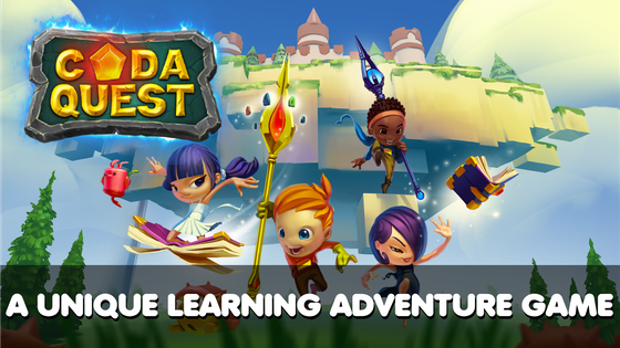 Coda Quest: A 3D Learning Adventure Game