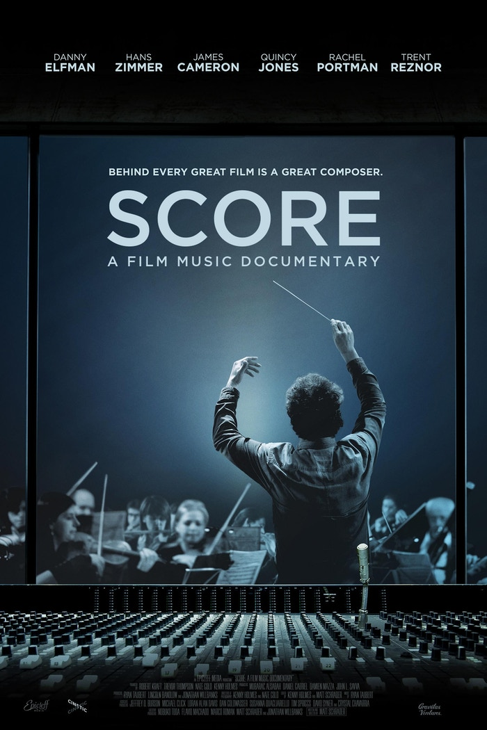 SCORE: A Film Music Documentary by Epicleff Media —Kickstarter