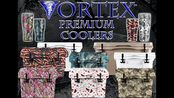 Vortex Coolers: Premium Custom Coolers and Stainless Cups