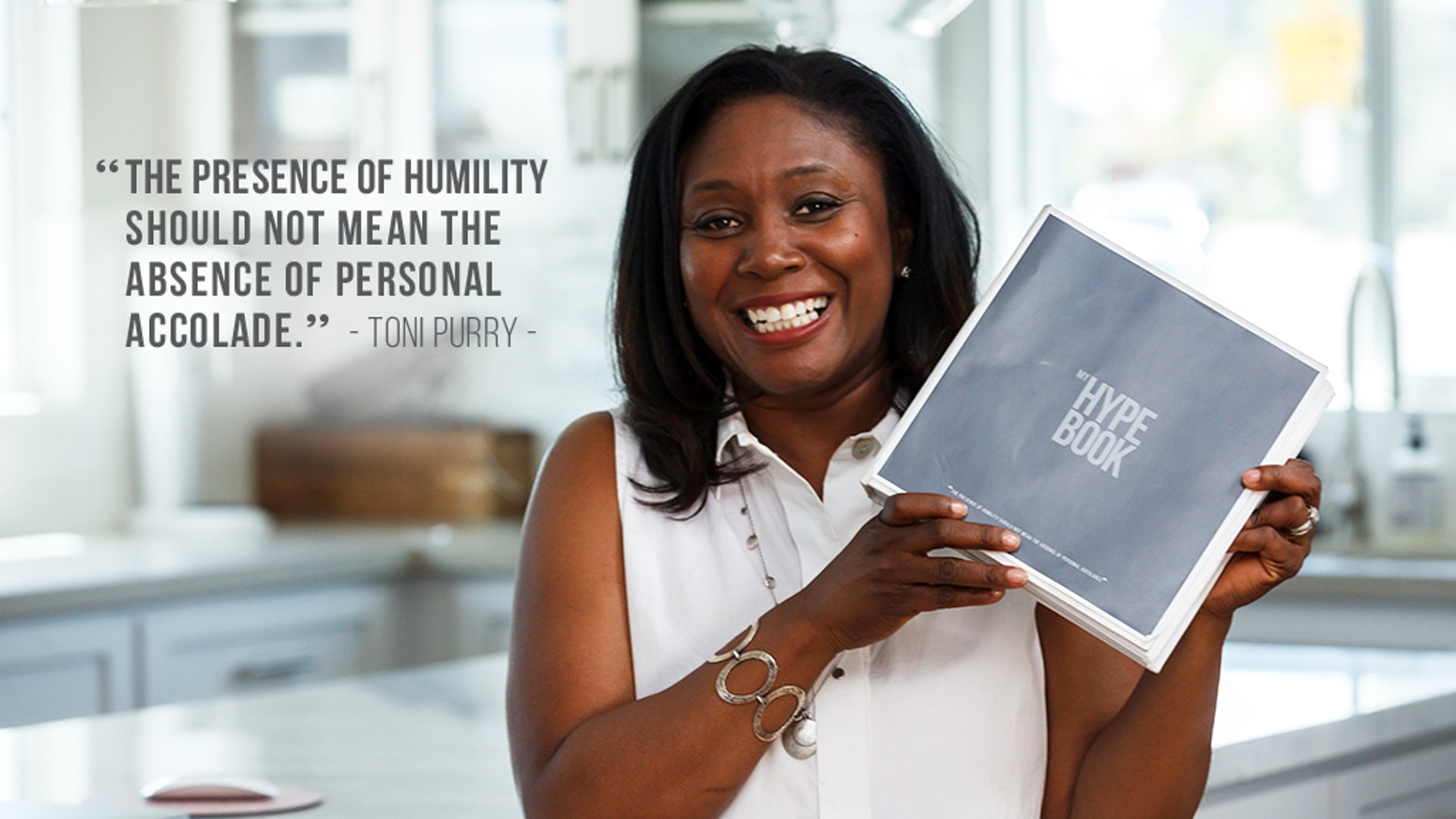 Designed to build and nurture confidence, My Hype Book helps you reflect on, track and celebrate your personal progress and success.