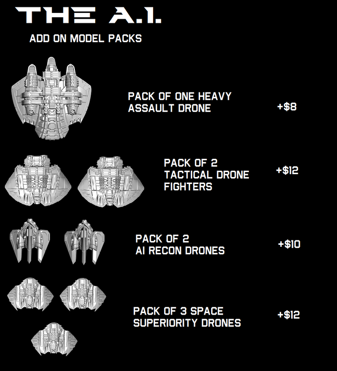 STAR EAGLES by Ganesha Games — Kickstarter
