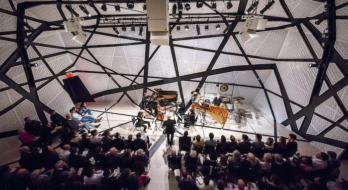 National Sawdust, an artist-led, non-profit venue for musicians