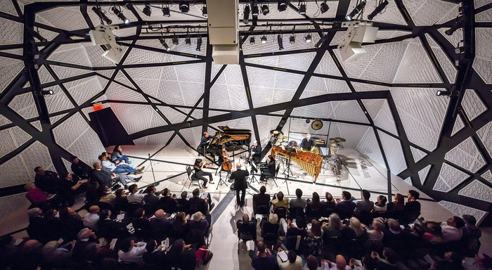 National Sawdust, an artist-led, non-profit venue for musicians
