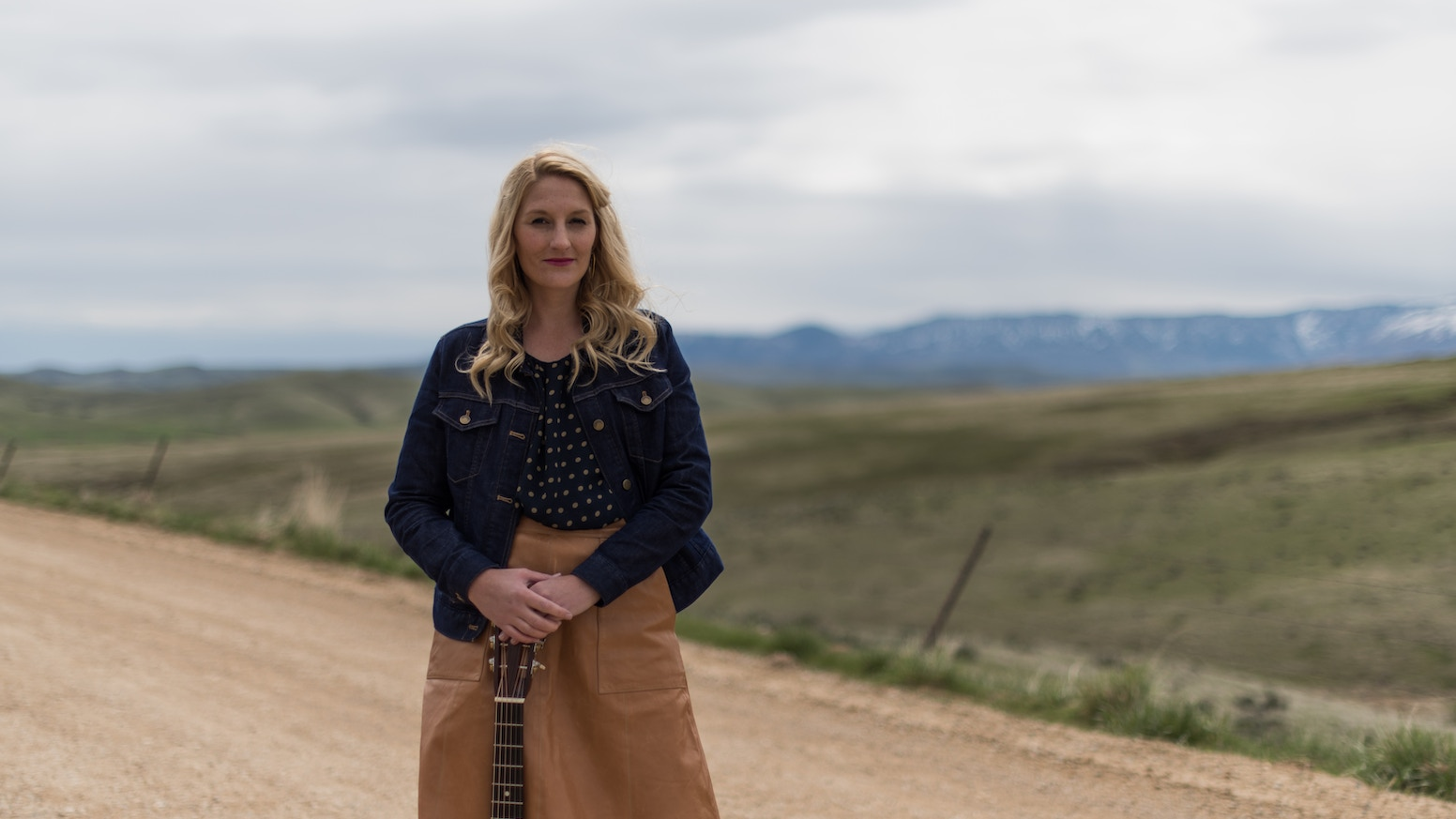 """The wilderness of northern Wyoming opened a new creative landscape inside of me. The new album, """"Redwing"""" is the result."""