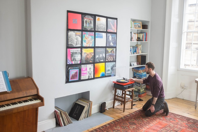 Record Roots Accessible Modular Frames For Your Vinyl By