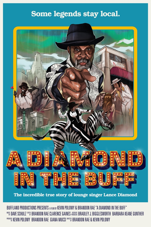 a diamond in the buff the lance diamond movie by buffland