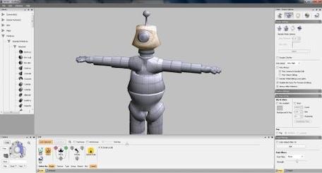 Groboto Modelisation