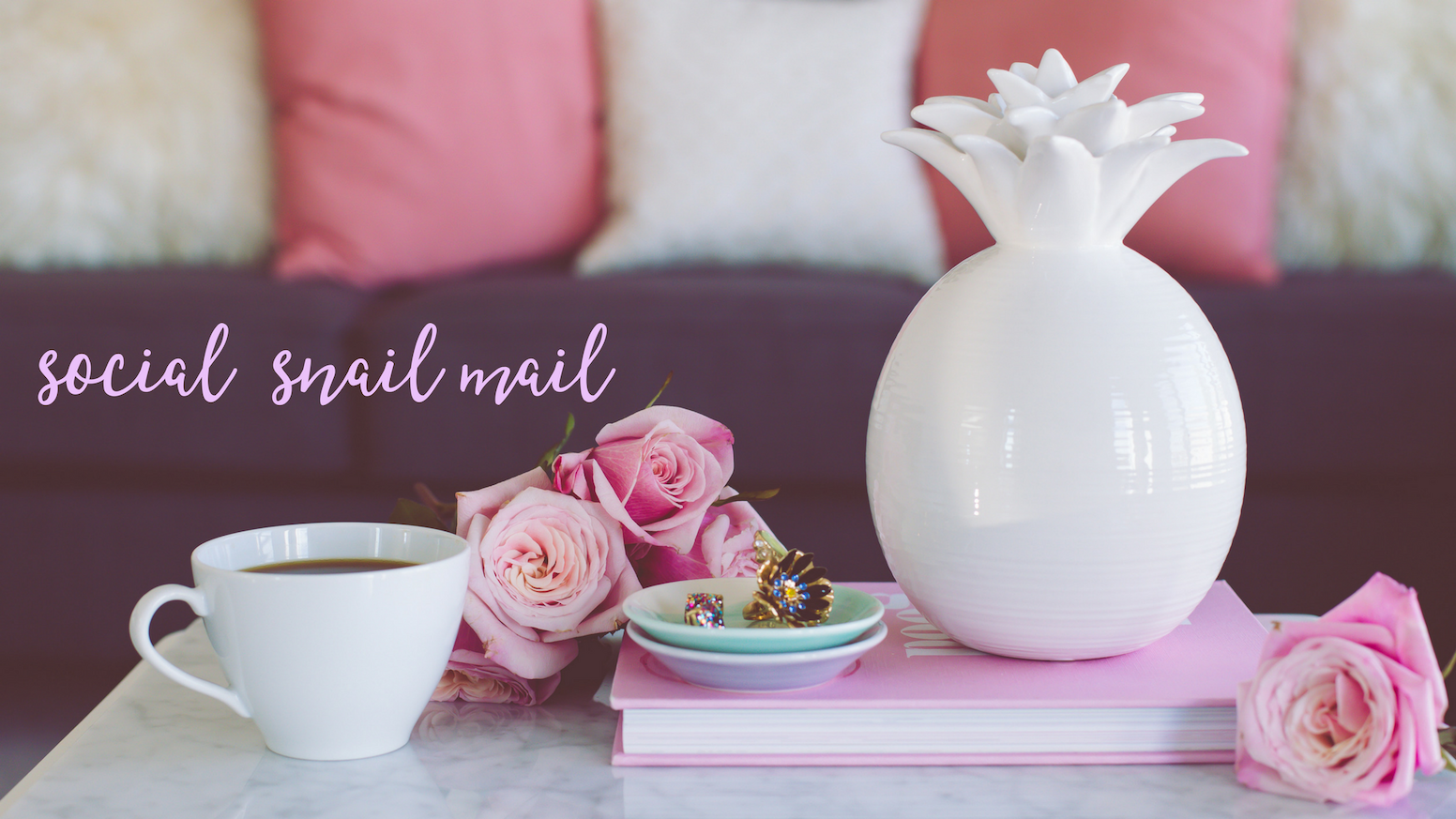 Social Snail Mail Artisan Greeting Card Subscription Boxes By