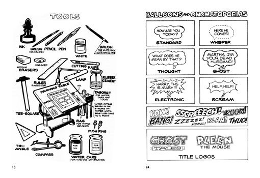 The Charlton Arrow #6 & The Comic Book Guide for Creators