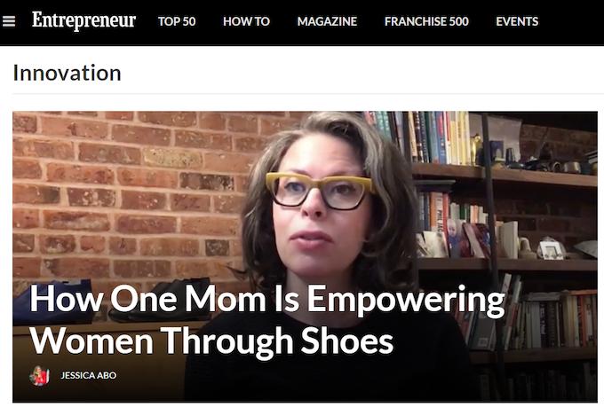 Featured in Entrepreneur.com!