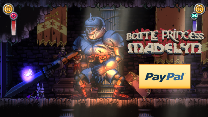 Battle Princess Madelyn by Causal Bit Games » Problem with