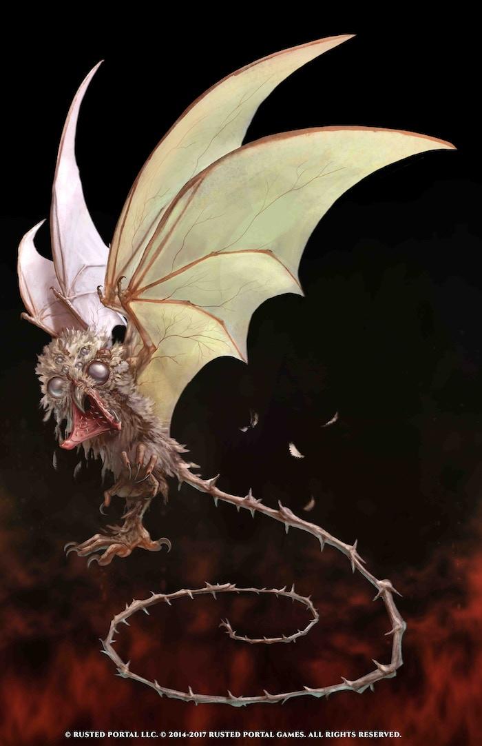 Dredge (Lust Demon) by artist Preston Stone
