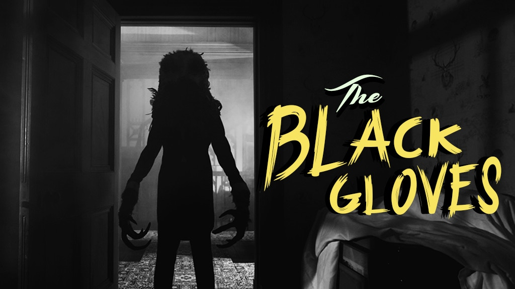 The Black Gloves (Feature Film) Gothic Lovecraft Horror project video thumbnail