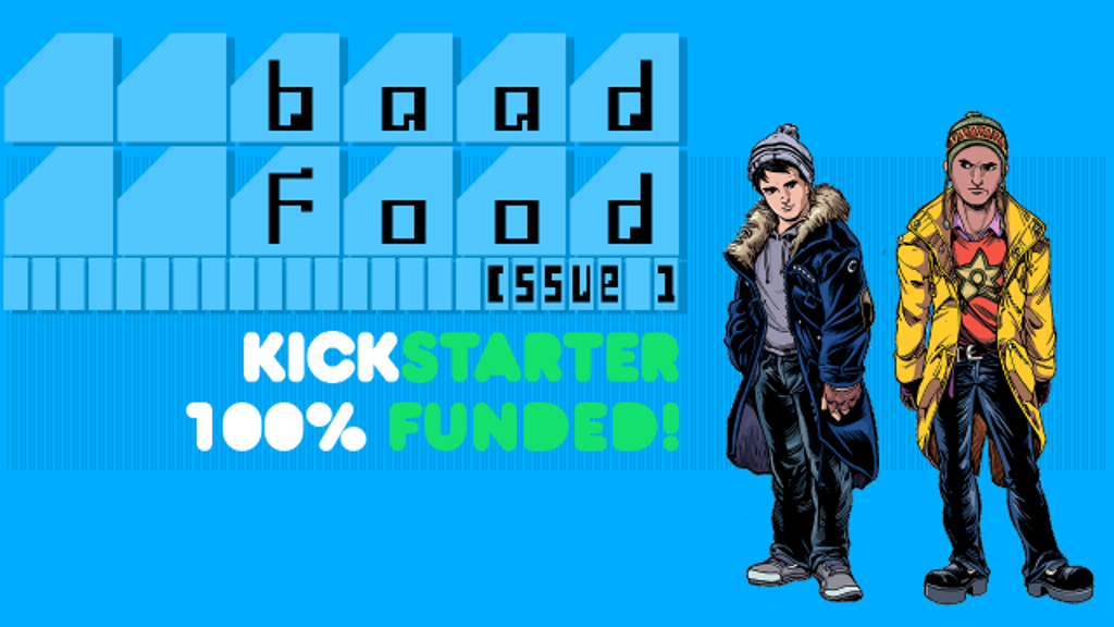 BaadFood #1 project video thumbnail