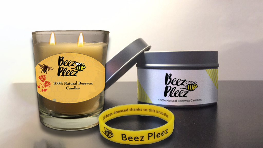 Beez Pleez - Candles With a Cause project video thumbnail